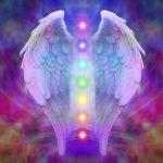 Angel Chakra Wings