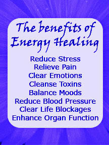 Benefits of Energy Healing